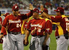 Lista preliminar de Venezuela para el Clásico Mundial del Béisbol