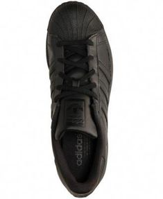 e2c9759597e7 adidas Men s Superstar Casual Sneakers from Finish Line - Black 9.5   Sneakers
