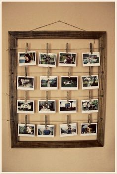wire picture frame
