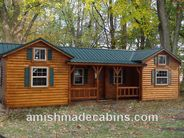 Amish Cabins and Cabin Kits - Amish Made portable cabins Shepherdsville, KY