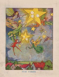 Star Fairies- Faeries and Little Folk: Wee Little Fairy Men