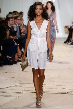fashionvictime: Aya Jones for Diane von Furstenberg...