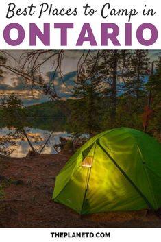 Camping Uk, Camping Stuff, Camping Ideas, Ontario Camping, Ontario Travel, Camping Packing, Backpacking Gear, Packing Lists, Camping Hacks