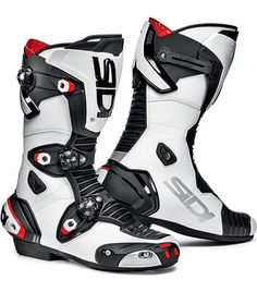 Sidi Mag 1 Boots in white
