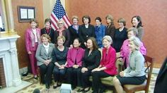 Record number of Women in the Senate
