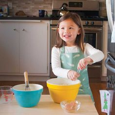 ORGANIC Montessori Apron for Toddlers & Kids  by CommonThreadKids