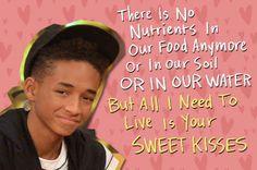 Jaden Smith Valentines, Based On Actual Jaden Smith Tweets...so stupid it's hilarious