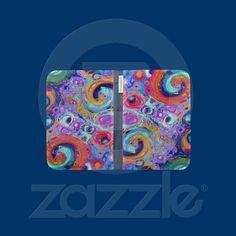 Groovy Kindle Folio from Zazzle.com