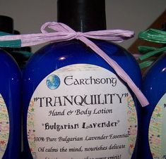 RelaXx Bulgarian LAVENDER Shea Butter Lotion by earthsongsoap Natural Healing, Natural Oils, Body Butter, Shea Butter, Body Lotion, Spray Bottle, Bath And Body, Essential Oils, Lavender