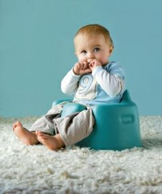 Bumbo Chair Select colors available in our store: orange and lime green
