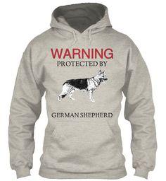 Limited - Protected by German Shepherd   Teespring
