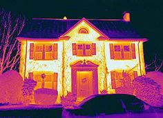 Drive-by Heat Mapping: Thermal-Imaging Tracks Energy Leaks in Thousands of Homes