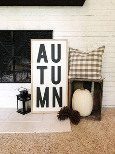 Autumn Wood Sign Joyfully Said Signs Autumn Wood Sign The post Autumn Wood Sign appeared first on Wood Diy.