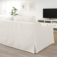 Don't worry about choices - FÄRLÖV sleeper sofa provides you with everything. Perfect for small space living or just as an extra guest bed. Futon Mattress, Mattress Covers, Foam Mattress, Sofa Bed For Small Spaces, Small Space Living, Sofa Bed Frame, Ikea Family