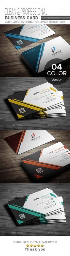 Business Card - Corporate Business Cards Download here : https://graphicriver.net/item/business-card/19300220?s_rank=189&ref=Al-fatih