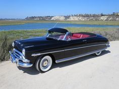 Restored Hudson Hornet Twin-H convertible sells for $150,000 | Hemmings Daily