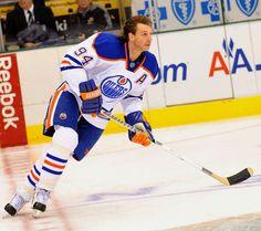 Ryan Smyth  Edmonton Oilers