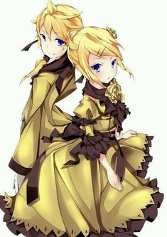 Browse VOCALOID Rin & Len collected by shiinamayu and make your own Anime album. Len Y Rin, Vocaloid Len, Kagamine Rin And Len, Kaito, Servant Of Evil, Vocaloid Characters, Anime Demon, Anime Couples, Chibi