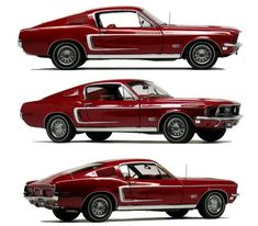 1968 GT 390 Mustang..Re-pin...Brought to you by