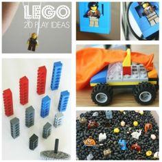 20 Lego Play Ideas