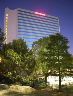 Sheraton Arlington Hotel Texas This Is Within A Drive To Downtown Dallas Features Free Shuttle