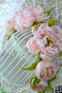 Диадемы, обручи ручной работы. Ярмарка Мастеров - ручная работа. Купить Цветы из шелка пионы Венок Психеи. Handmade.