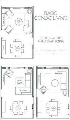 Arrange Living Room Furniture Orange County Arranging One 12 Ways Spaces In 2019 Rectangular Arrangement Layout For Outline