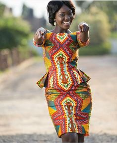 African dress styles and African Print 2019 - Our Nail African Fashion Ankara, Ghanaian Fashion, African Inspired Fashion, African Print Fashion, Africa Fashion, Fashion Prints, Fashion Fashion, Fashion Ideas, Fashion Quotes
