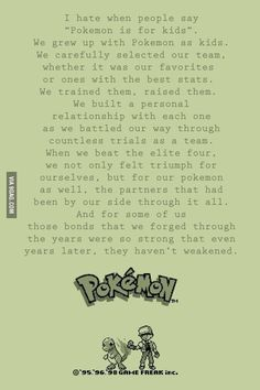 I almost cried after reading this...