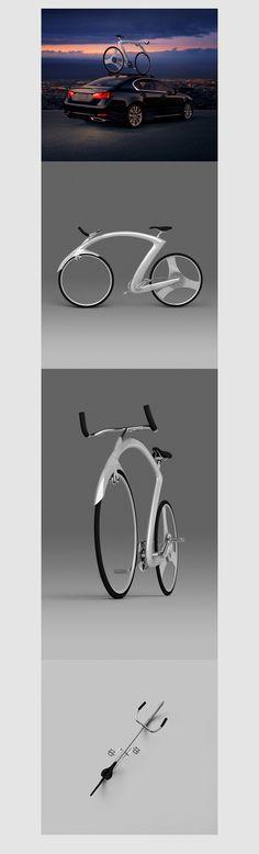 Crazy looking bike