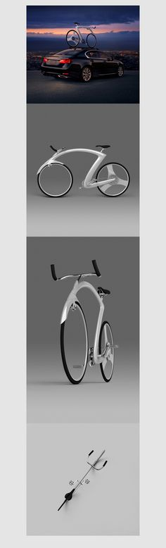 Bike Concept | Designer: Iron Pyrite