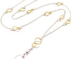 Women's Fashion ID Badge Lanyard / Key Chain Necklace wit... https://www.amazon.com/dp/B01M5CM9T0/ref=cm_sw_r_pi_dp_x_Z-UEAbM3FJE1J
