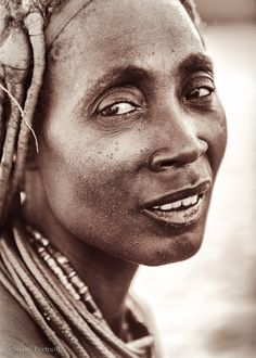 Photo Series: Portrait of the Himba  By Susan Portnoy.