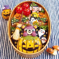 Kawaii Bento, Cute Bento, Japanese Lunch, Japanese Food, Easy Meals For Kids, Kids Meals, Cute Food Art, Cute Baking, Happy Foods