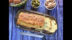 Plumcake salato con e senza uova My Recipes, Favorite Recipes, Finger Food, Banana Bread, French Toast, The Creator, Snacks, Breakfast, Desserts