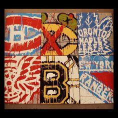 Original Six. Chicago Blackhawks (1926), Toronto Maple Leafs (1917), New York Rangers (1926), Detroit Red Wings (1926), Boston Bruins (1924), Montreal Canadiens (1917).