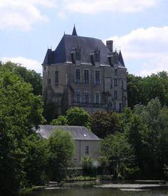 Chateau Raoul de Chateauroux, France