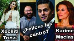 Como la canción de Maluma, el cantante colombiano, llega a México la versión de la ignominia: Resulta que Javier Duarte tenía una amante a la que también