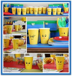 lego cups | Flickr - Photo Sharing!