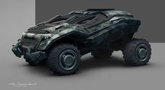MWO army vehicle concept art 4 Picture  (2d, automotive, military, vehicle, concept art)