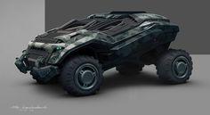 MWO army vehicle concept art 4 Picture  (2d, automotive, military, vehicle, concept art)