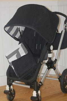 Maine Baby Treats - Custom Bugaboo Stroller Covers