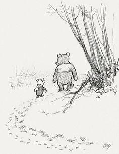vintage winnie-the-pooh