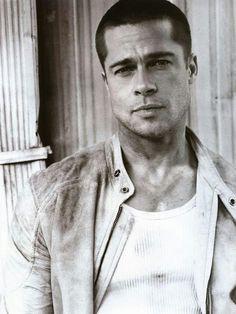 Brad Pitt... Please and THANKYOU! :))