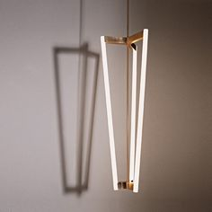 Tube Chandelier  Anastassiades  Please wait to be seated