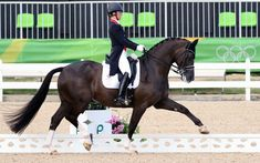 Charlotte Dujardin and Valegro are so talented to recover from a dramatic loss…