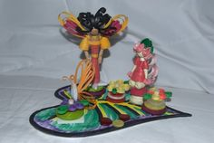3d quilling my first fairy 010