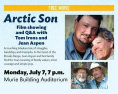 """Free Documentary Film Showing! """"Arctic Son"""""""