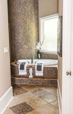Master Bathroom - Glam - Bathroom - Photos by 2 Gays & A Design   Wayfair