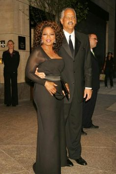 Oprah Winfrey & Stedman Graham - Famous Celebrity Couples: Hollywood's Most Adorable Famous Celebrity Couples, Hollywood Couples, Famous Couples, Celebrity News, Oprah Winfrey, Black Celebrities, Famous Celebrities, Celebs, Black Couples